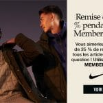 Nike «Single Days» : 25% de réduction sur tout le Nike Store dès maintenant!