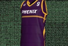 Image de l'article Phénix Sport : des maillots de basket 100% à base de déchets plastiques revalorisés