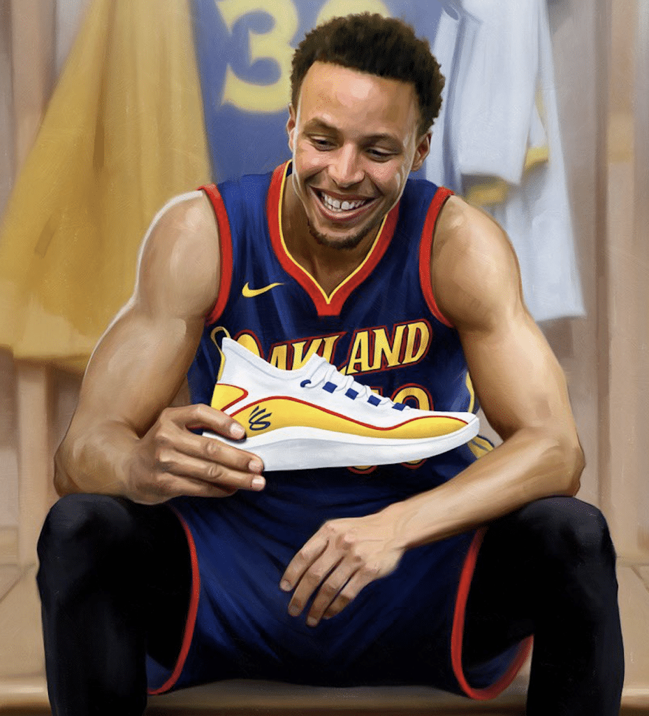 curry 8 we believe under armour