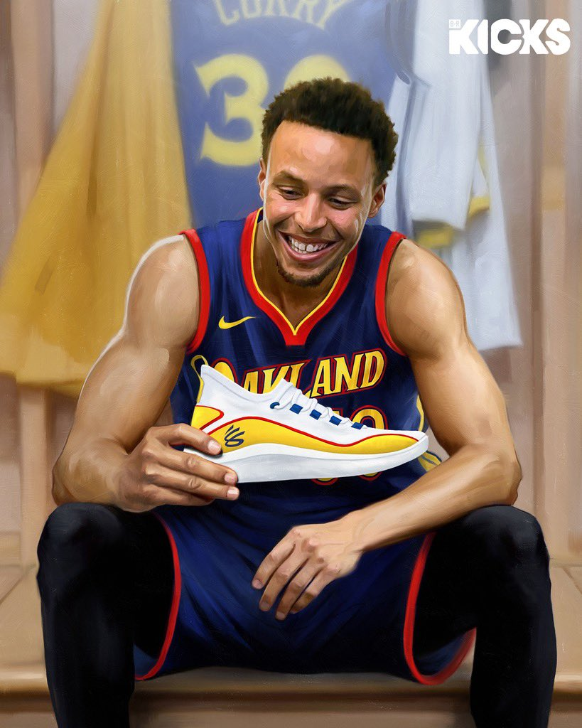 chaussure signature stephen curry