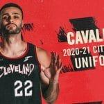 Maillot City des Cleveland Cavaliers : du Rock & Roll au programme