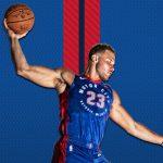Maillot City des Detroit Pistons : le retour de Motor City