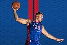 Image de l'article Maillot City des Detroit Pistons : le retour de Motor City