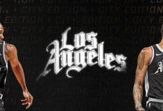 Image de l'article Maillot City des Los Angeles Clippers : un air de déjà vu !