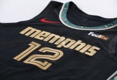 Image de l'article Maillot City des Memphis Grizzlies : la référence