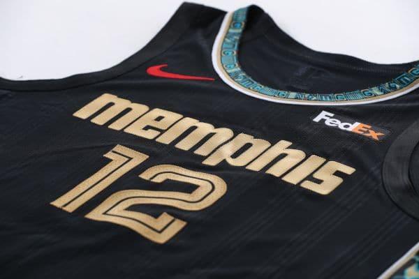 maillot city edition memphis grizzlies