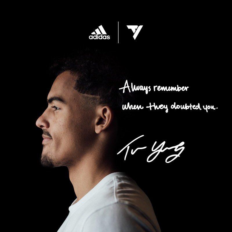 trae young adidas chaussure signature signature shoe
