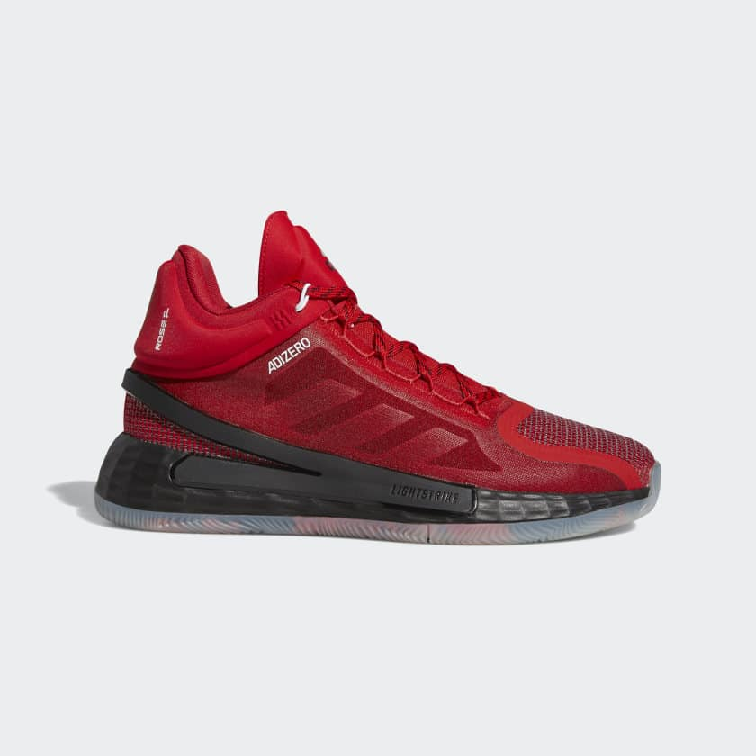 d rose 11 career high 50 points adidas