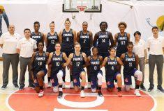 Image de l'article Les chaussures des joueuses de l'équipe de France féminine de basket en 2020