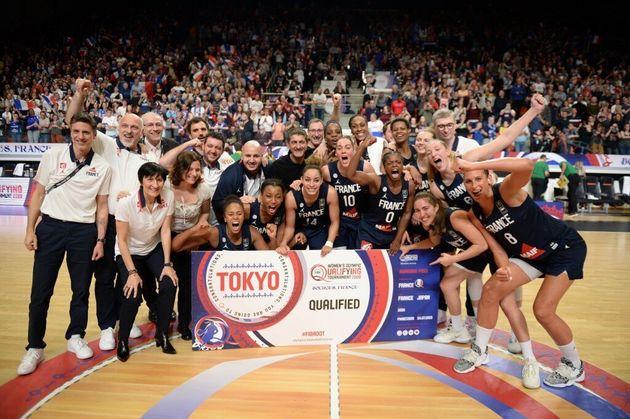 chaussure equipe france feminine basket