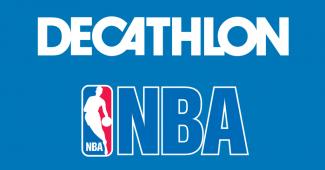 Image de l'article Tarmak et Décathlon en partenariat avec la NBA!