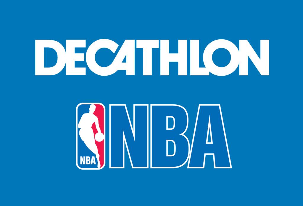 partenariat decathlon tarmak nba