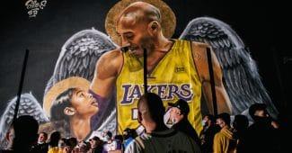Image de l'article Un an après sa disparition, Kobe Bryant est omniprésent dans l'univers des équipements de basket