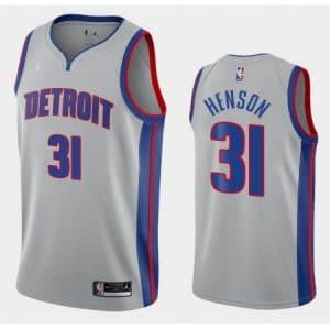 Statement Edition du Detroit Pistons