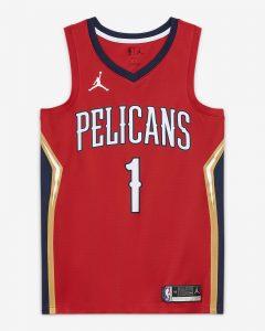 Statement Edition du New Orleans Pelicans