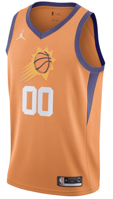 Statement Edition du Phoenix Suns