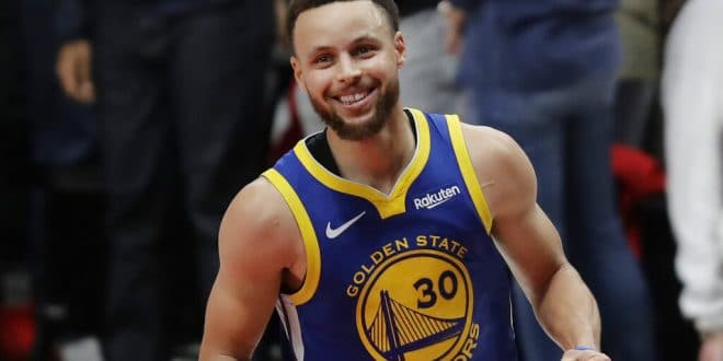 stephen curry maillot numero 30