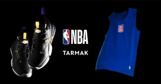Image de l'article Les chaussures NBA de la collection Tarmak