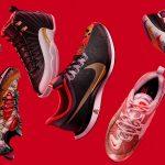 Les coloris «nouvel an chinois» des chaussures NBA