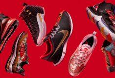 Image de l'article Les coloris «nouvel an chinois» des chaussures NBA