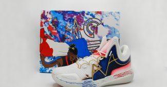 Image de l'article Kayo «Captain Drew» : Crossover Culture lance une chaussure dédiée à Andrew Albicy!