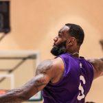 LeBron Witness 5 : un coloris Lakers qui va cartonner