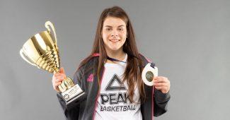 Image de l'article Marie-Eve Paget : son parcours, le basket féminin, Peak… et le 3×3!