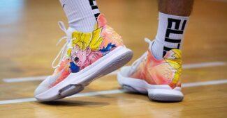 Image de l'article 1OFF Unique : un passionné customise des chaussures de basketball (entre autres!)