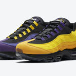Air Max Day : une Nike Air Max 95 NRG adaptée à chaque maillot des Lakers