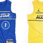 Les chaussures et les maillots du All-Star-Game 2021