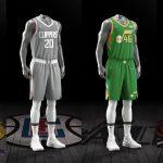Earned Edition 2020-2021 : tous les maillots dévoilés par la NBA