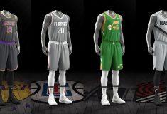 Image de l'article Earned Edition 2020-2021 : tous les maillots dévoilés par la NBA