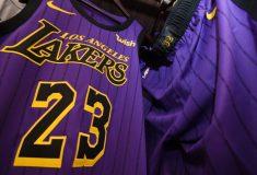 Image de l'article Les meilleurs ventes de maillots NBA depuis le début de saison