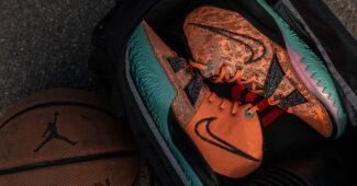 Image de l'article Test de la Kyrie 7 «Play for the Future» de Nike