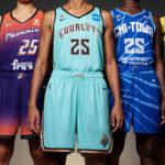 Maillots WNBA 2021 : Nike présente les éditions Rebel et Explorer!
