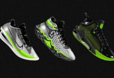 Image de l'article Air Zoom GT Run, Jump et Cut : 3 chaussures pour la série « Greater than »