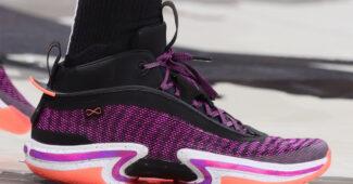 Image de l'article Jordan 36 : Jayson Tatum dévoile la petite nouvelle de Jordan Brand