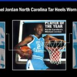 Un maillot de Michael Jordan de North Carolina vendu 1,13 million d'euros !