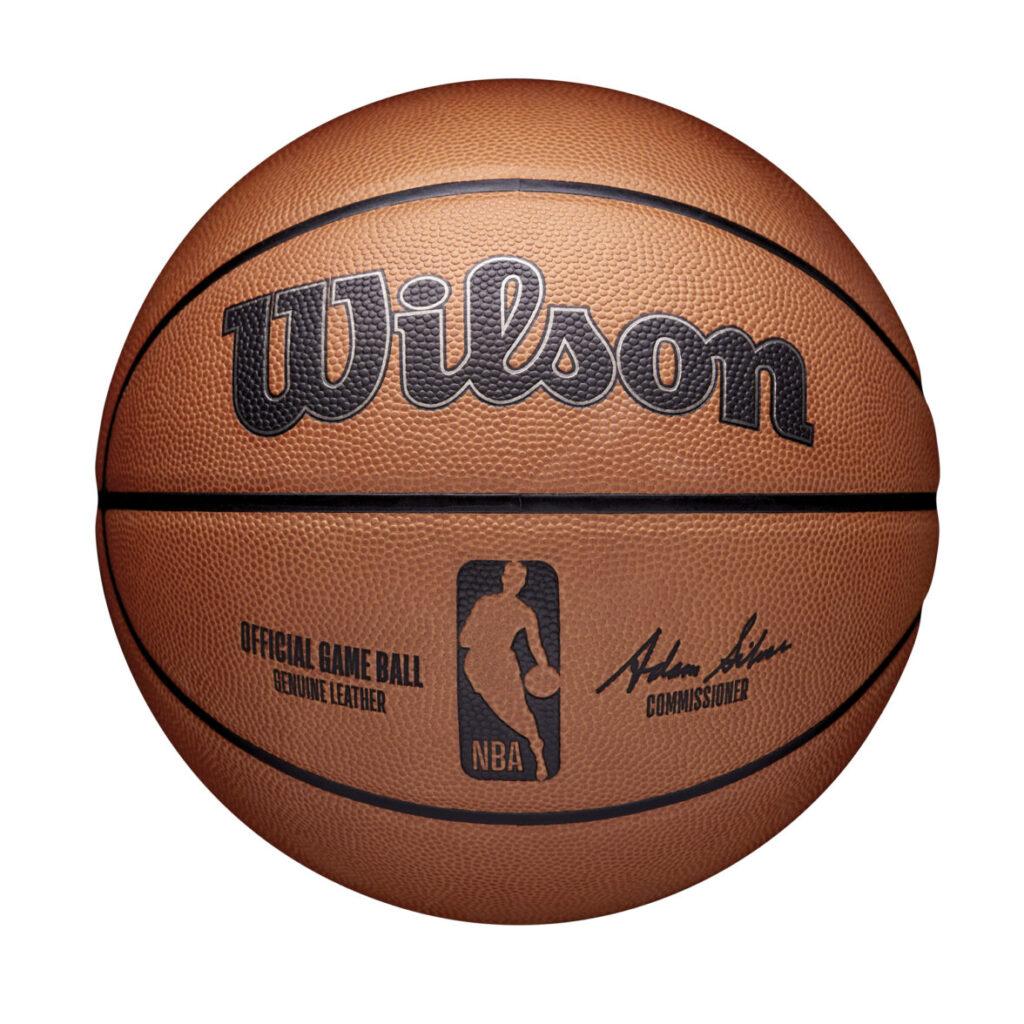 nouveau ballon nba wilson