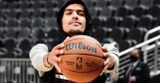 Image de l'article Ballon Wilson : les nouveaux ballons NBA dévoilés par Jamal Murray et Trae Young
