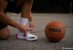 Image de l'article Nouvel épisode de Timeout basketpack : deux minutes pour présenter une chaussure