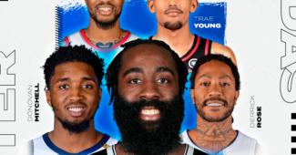 Image de l'article Roster NBA adidas : du beau monde!