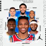 Roster Jordan Brand NBA : des superstars en devenir!