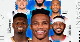 Image de l'article Roster Jordan Brand NBA : des superstars en devenir!
