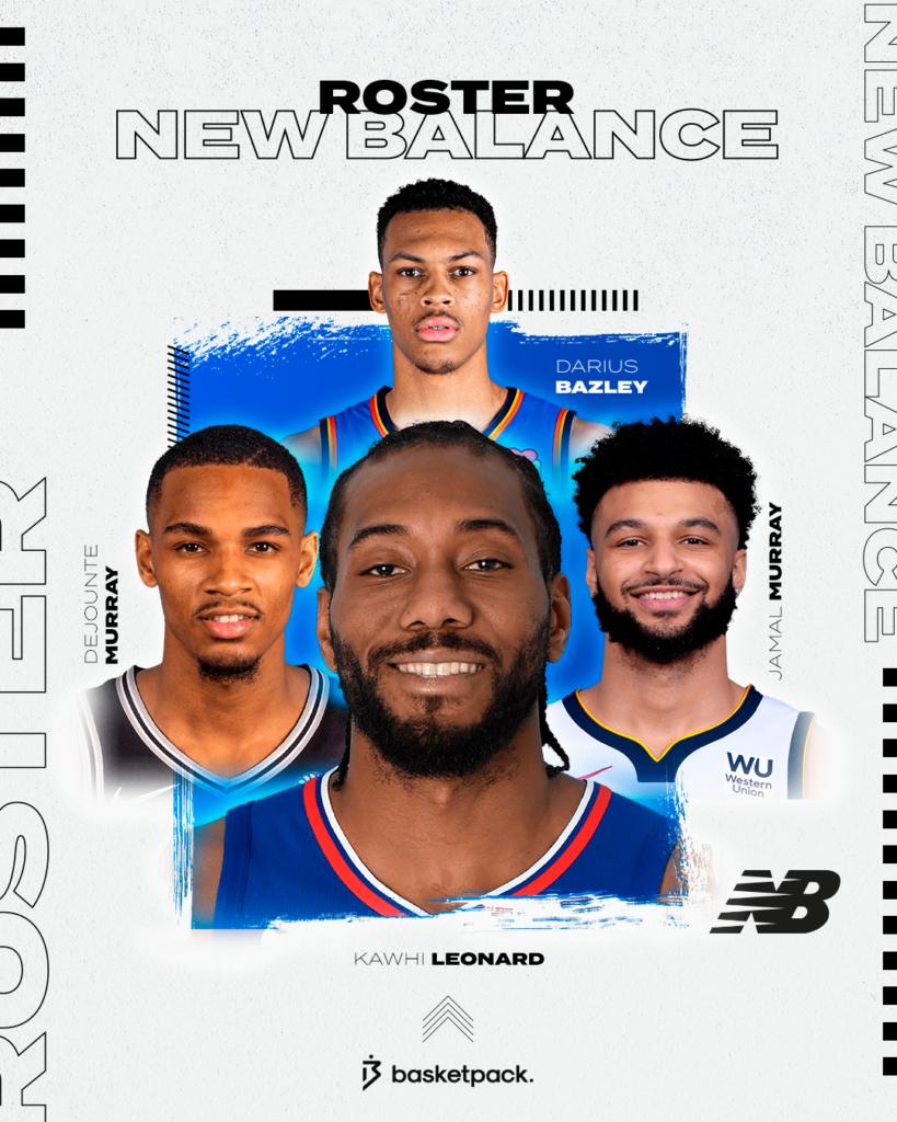 roster nba new balance