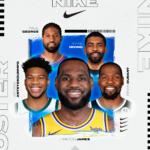 Roster Nike NBA : des allures de All-Star Game!