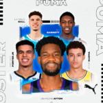 Roster NBA Puma : de grandes promesses!