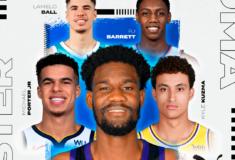 Image de l'article Roster NBA Puma : de grandes promesses!