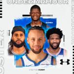 Roster NBA Under Armour : qui sont les joueurs majeurs ?