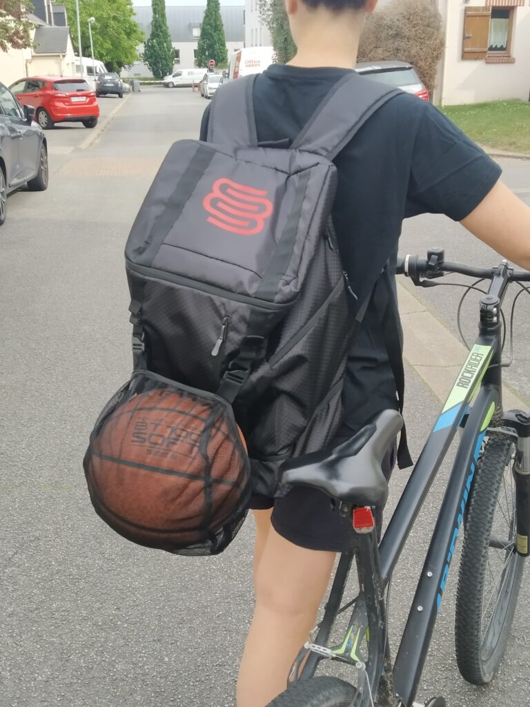 sac a dos basket b ease suspended